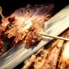 Oltu Cağ Kebabı'na standart geliyor